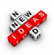 Need New Ideas cubes